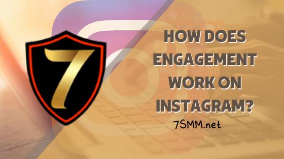 engagement work on Instagram