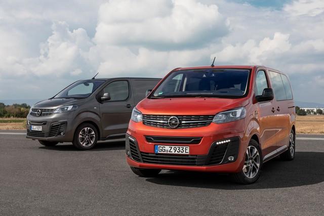 De l'électricité dans l'air : l'Opel Zafira-e Life tout électrique en vente à partir de 51 500 euros bonus environnemental déduit Opel-Vivaro-e-Zafira-e-512852