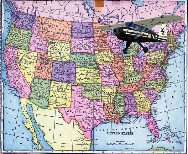 US Capitals Tour Part 1
