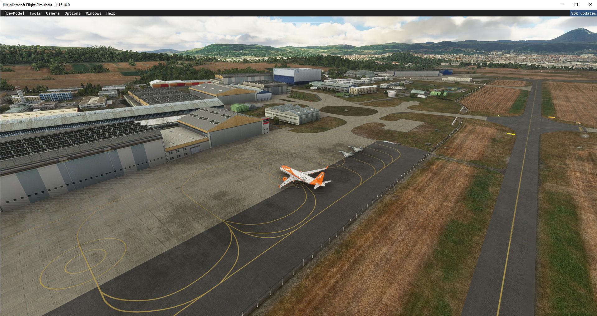 AIRPORT FRANCE Pack #1 pour MSFS disponible  Microsoft-Flight-Simulator-08-05-2021-09-17-55