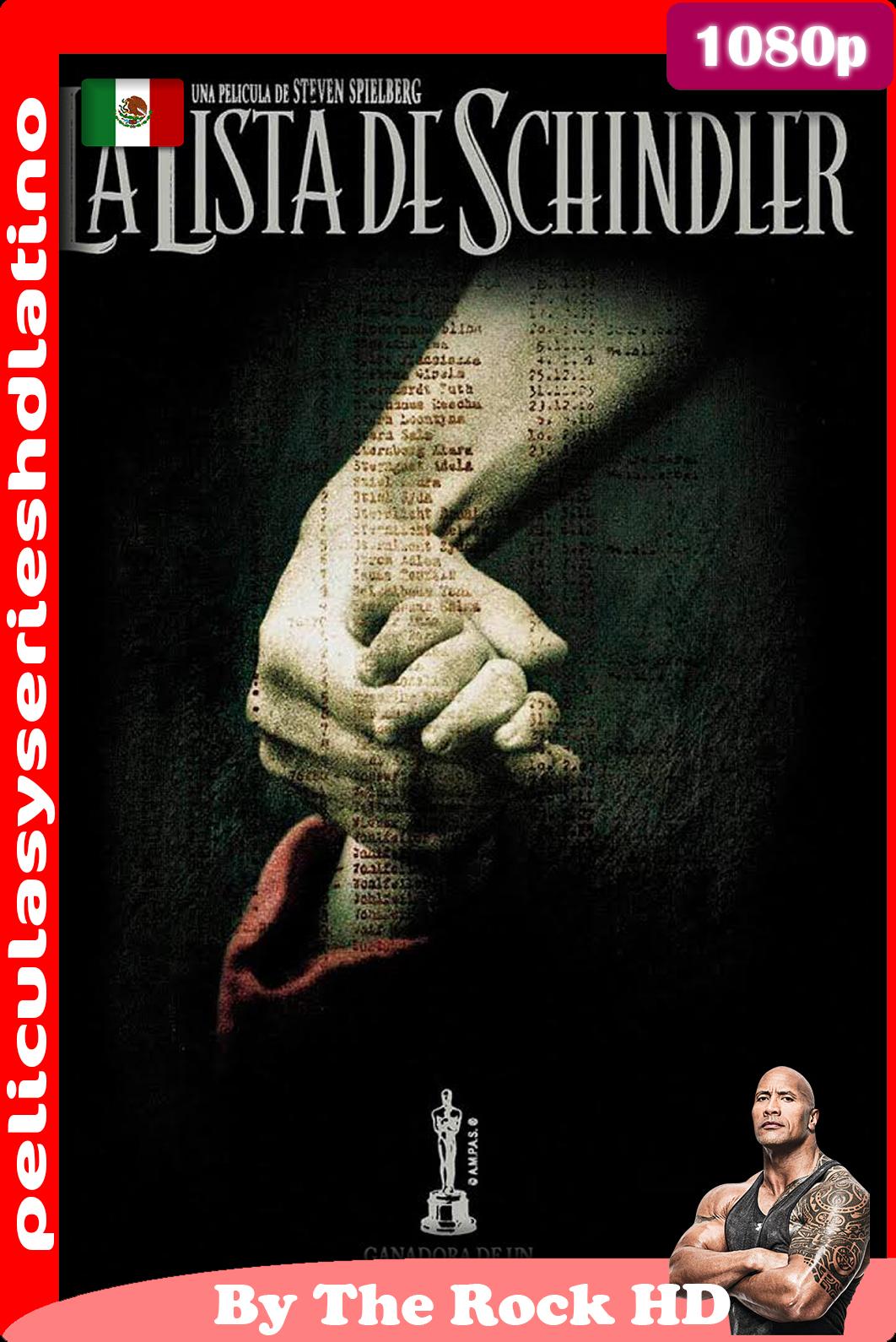 La lista de Schindler, (1993) [1080p] [Latino] [Google Drive]
