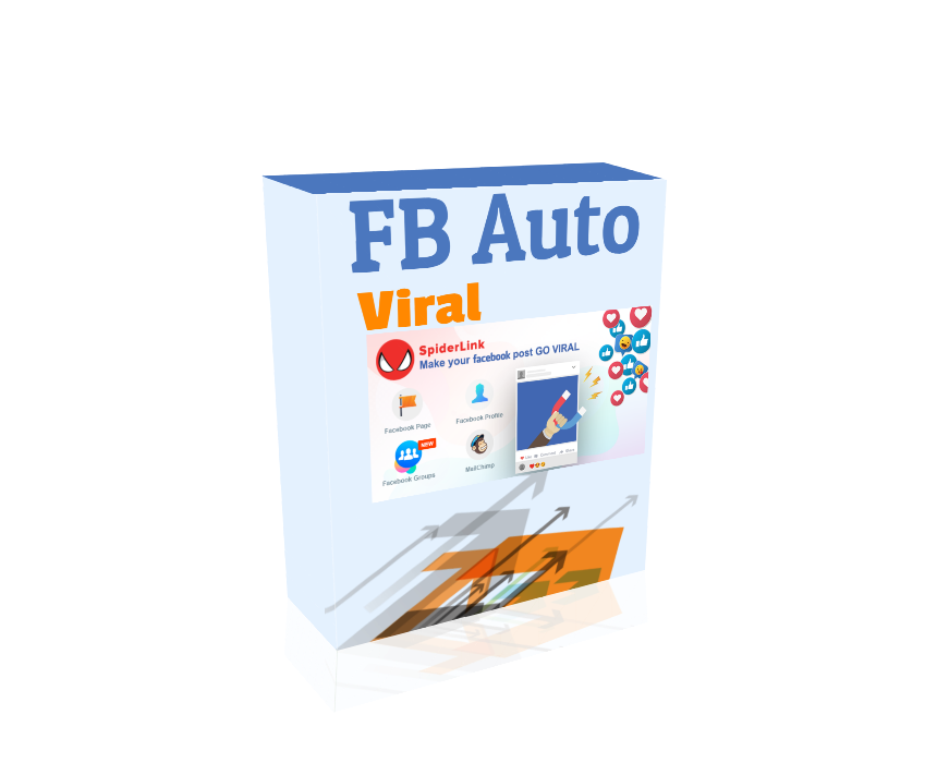 FB AutoViral - Make Your Facebook Post GO VIRAL
