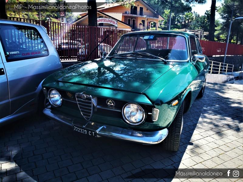 2019 - 19 Maggio - Raduno Auto d'epoca - Nicolosi Alfa-Romeo-Giulia-GT-Junior-1-3-69-CT222329-1