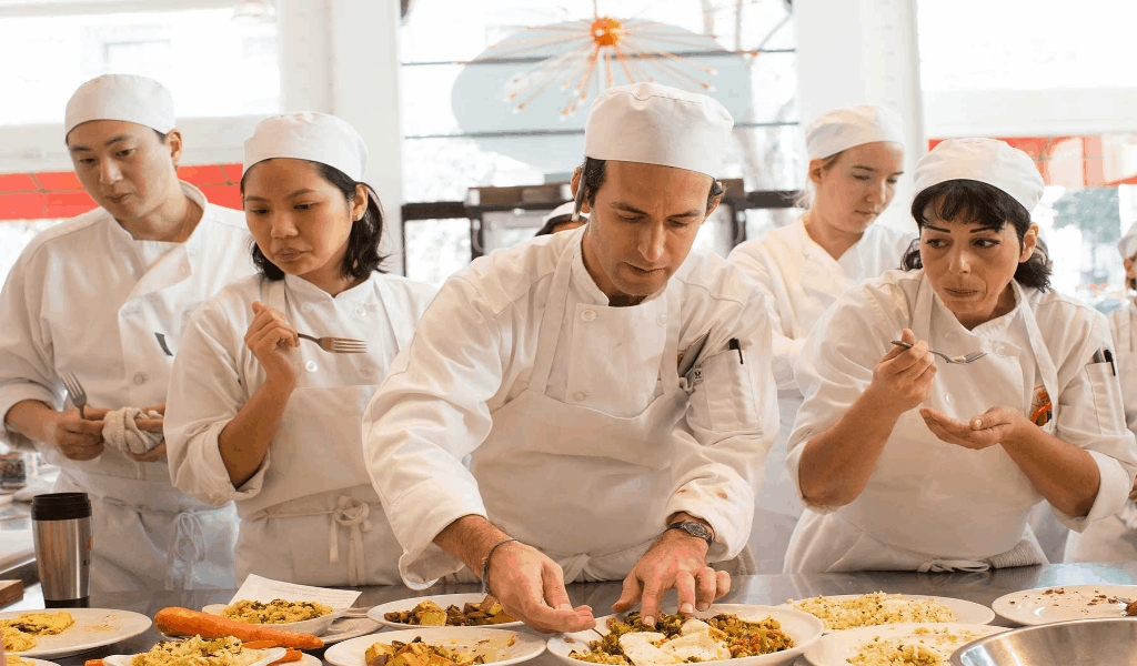 The Chronicles of Chefs Culinar