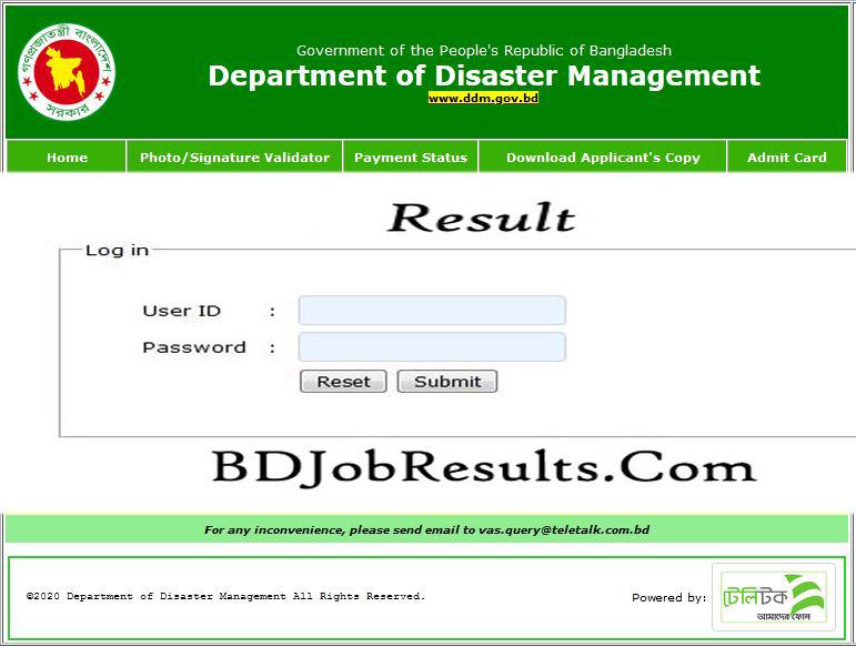 ddm-Result