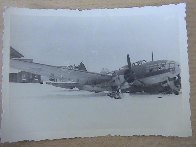 Foto Flugzeug Beute Russland WK