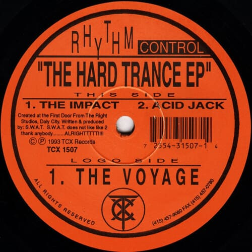 Download Rhythm Control - The Hard Trance E.P. mp3