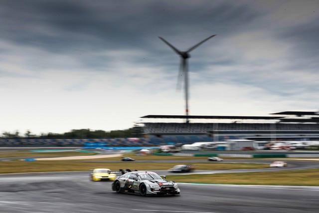 DTM – René Rast remporte le podium Audi au Lausitzring A204825-medium
