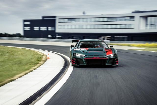 Audi R8 green hell : un hommage au palmarès de l'Audi R8 LMS A205762-medium