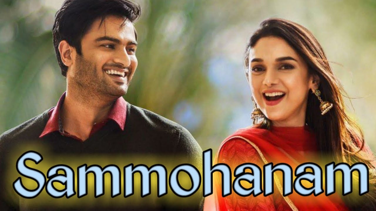 Sammohanam 2018 Hindi Dual Audio Movie 720p