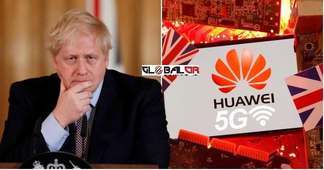 KONZERVATIVNI ZASTUPNICI DOVELI U PITANJE OPSTANAK VLADE: Boris Johnson primoran smanjiti na nulu udio Huaweija u britanskim 5G mrežama!