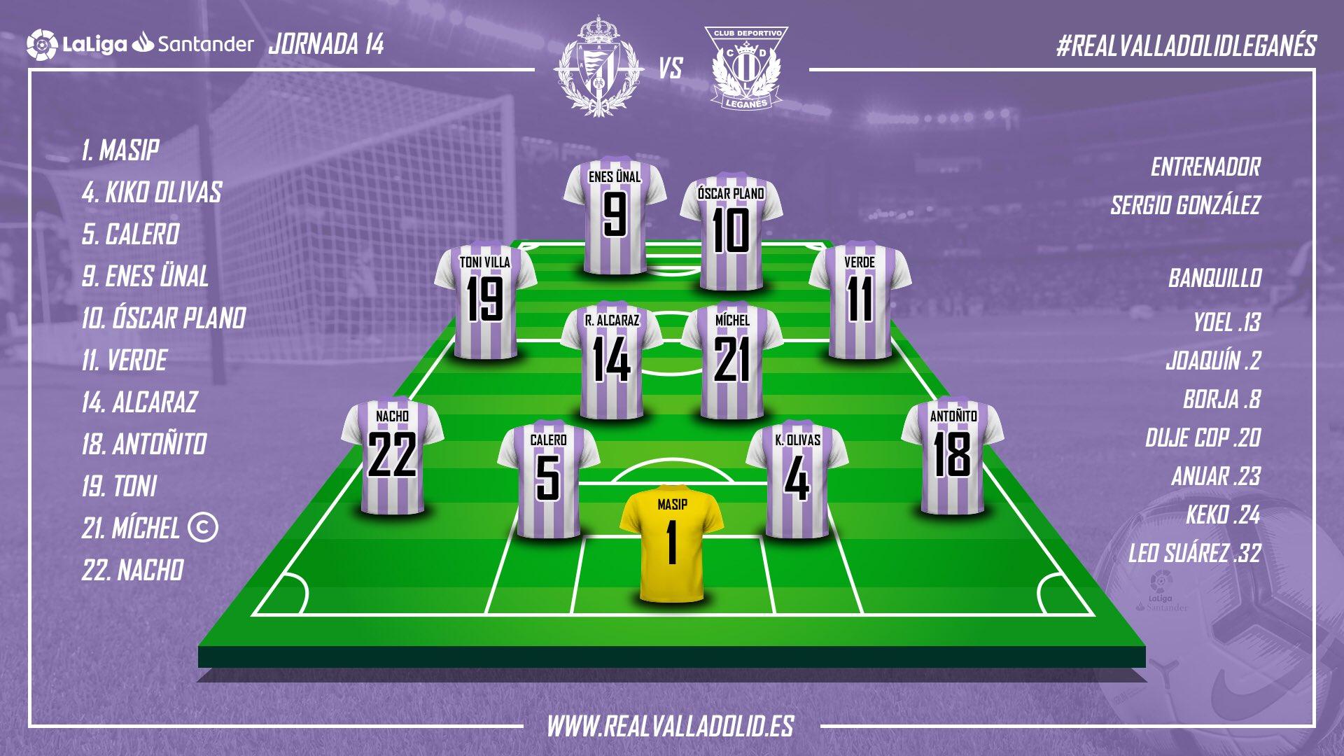 Real Valladolid - C.D. Leganés. Sábado 1 de Diciembre. 16:15 IMG-20181201-152713