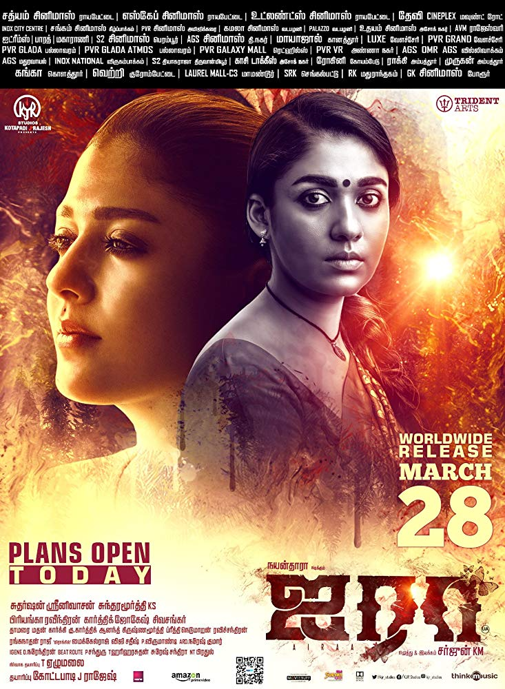 Airaa 2019 Tamil Movie HDRIp x264 AC3