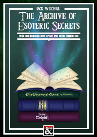 Link to the Archive of Esoteric Secrets