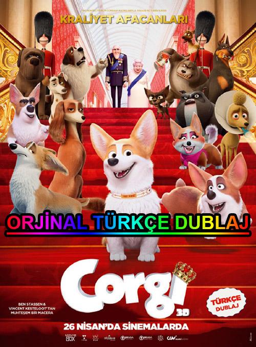 Corgi: Kraliyet Afacanları | 2019 | BDRip | XviD | Türkçe Dublaj | m720p - m1080p | BluRay | Dual | TR-EN | Tek Link
