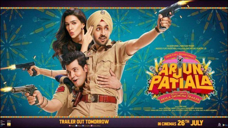 Arjun Patiala 2019 Hindi Movie DVDRip 720p