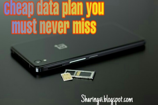 image forCheap data plans you must never miss