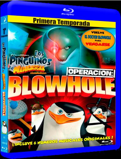 Los Pingüinos De Madagascar (2008) Temporada 1/3 x264 1080p