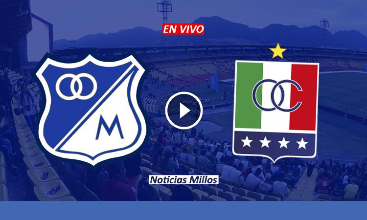 Millonarios vs Once Caldas