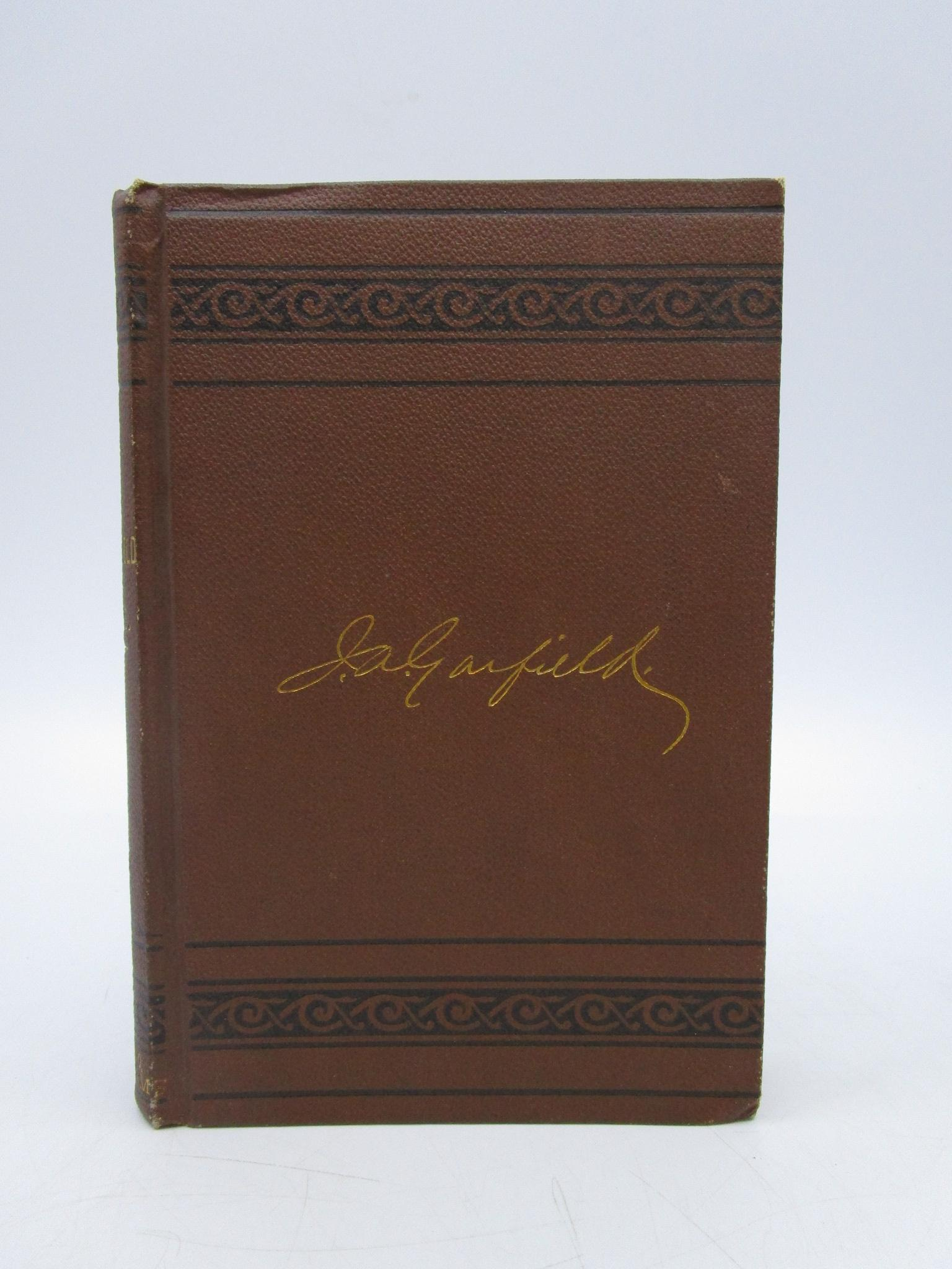 Image for The Life, Character and Public Services of Jas. A. Garfield (Signed First Edition)