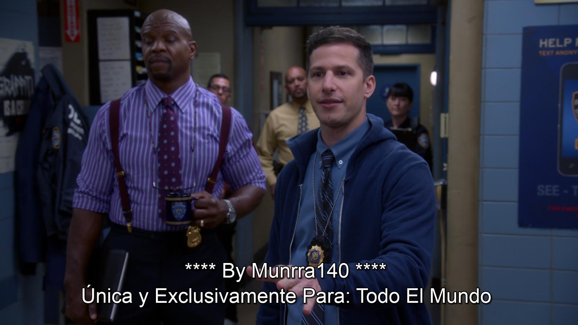 Brooklyn Nine-Nine (2013) Season 5 x265 10 Bits