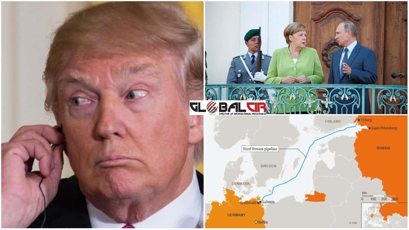 ZBOG OVOGA JE BAJDEN BIO PUTINOV FAVORIT! Njemačka dala zeleno svjetlo za nastavak gradnje gasovoda 'Sjeverni tok 2', ohrabrena Rusija spremna na energetsku 'okupaciju' EU!