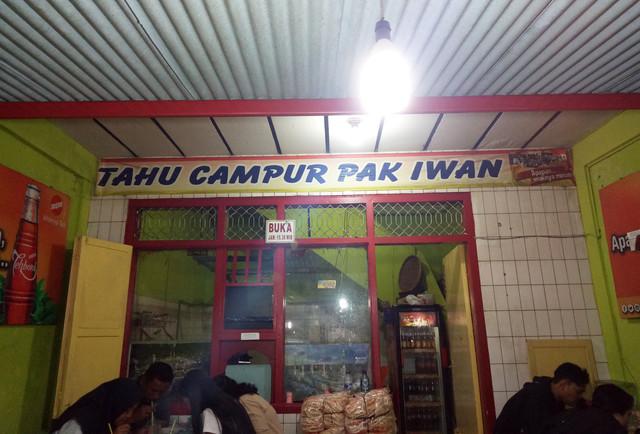 Tahu Campur Pak Iwan Jagalan