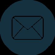 E-mail-azul