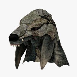 Wolf headgear / Волчья Шапка