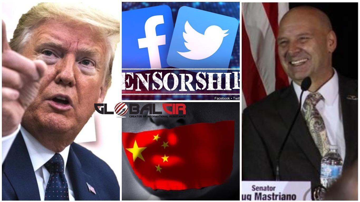 TAKO RADE KOMUNISTIČKE DRŽAVE! Twitter banovao senatora iz Pensilvanije koji je vodio saslušanje o izbornim prevarama, oglasio se predsjednik Tramp!
