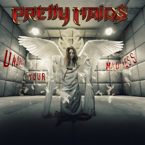 Pretty Maids - Undress Your Madness (2019) (МР3)
