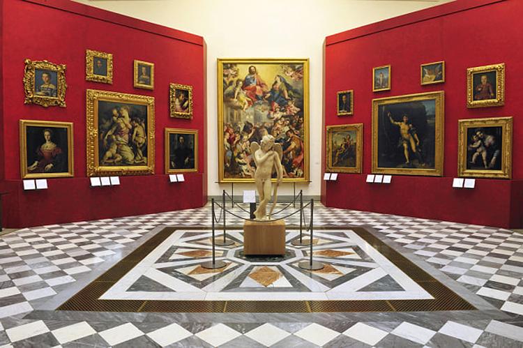 Uffizi Gallery Museum di Firenze