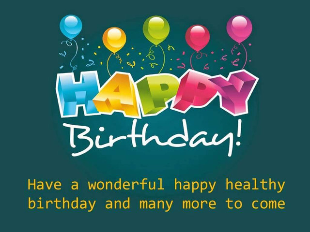 happy birthday card images