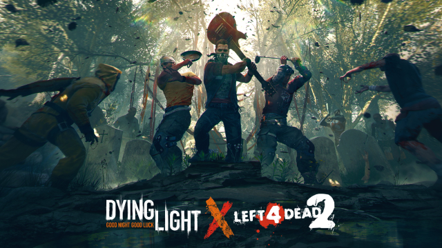 DYING LIGHT: Upcoming Crossover Event Will See The Popular Zombie Game Meet LEFT 4 DEAD 2