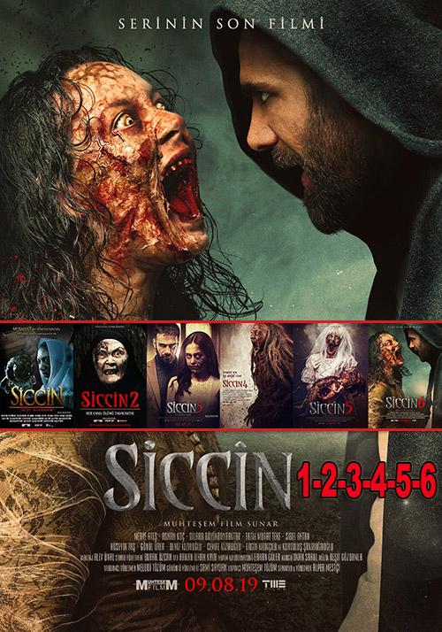 Siccin | 1-2-3-4-5-6 | Yerli Film | BoxSet | m1080p | WEB-DL | Sansürsüz | Tek Link