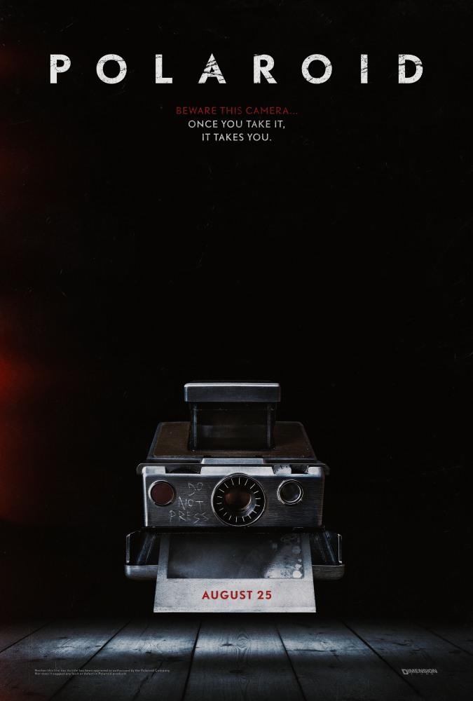 Смотреть Пункт назначения: Смайл / Polaroid Онлайн бесплатно - В руки к нелюдимой старшекласснице Бёрд, работающей в антикварном магазине, попадает...