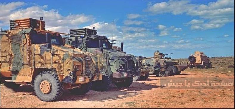 Armée Tunisienne / Tunisian Armed Forces / القوات المسلحة التونسية - Page 16 57024038-2385607681462892-4850158549914877952-n