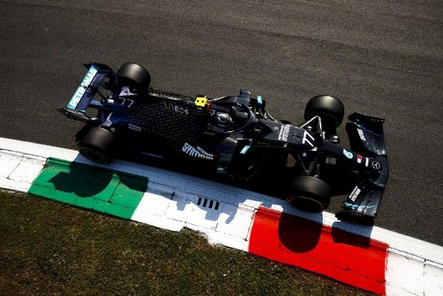 F1 GP d'Italie 2020 (éssais libres -1 -2 - 3 - Qualifications) M241480