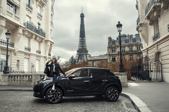DS 3 Crossback Ines De La Fressange Paris : Collection Exclusive 2020-DS3-CB-V0038