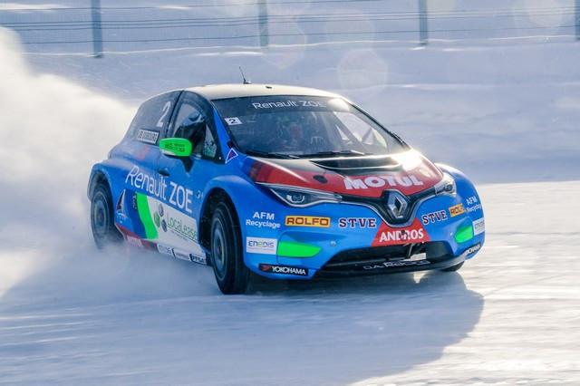 L'heure De La Comfirmation Pour ZOE Glace Et Les Pilotes Du Team Da Racing-Renault-Motul 2020-ZOE-GLACE-e-TROPHEE-Andros-Team-D-A-Racing-Renault-Motul-1