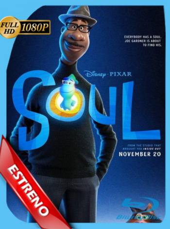 Soul (2020) BRRip [1080p] Latino [GoogleDrive] Ivan092