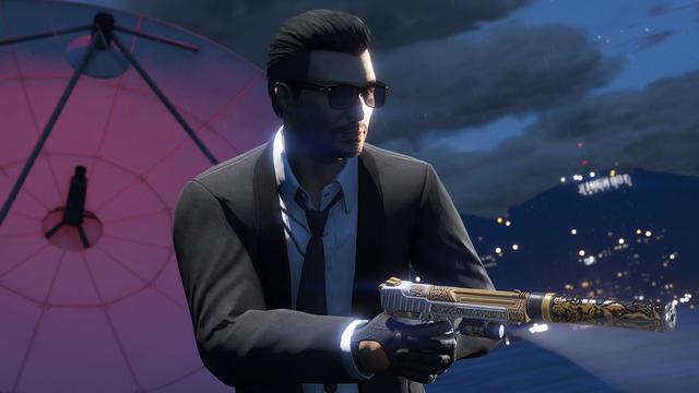 All Pistols Are FREE - GTA V