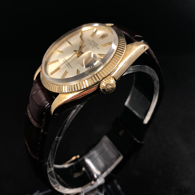 [Vends] Rolex 1503 Datejust or IMG-0975