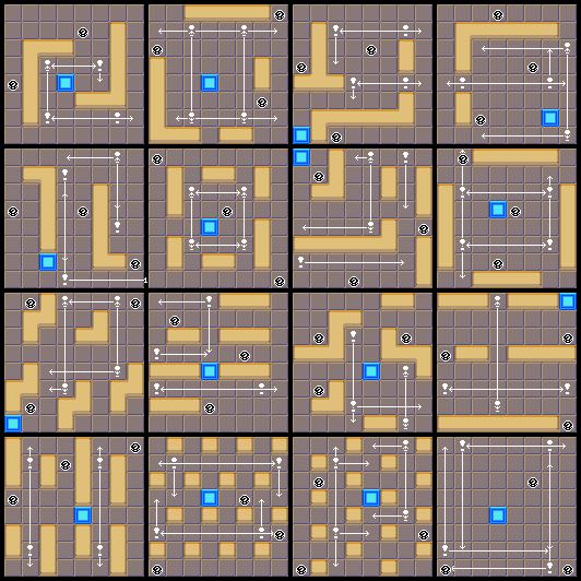 Pyramid-maps