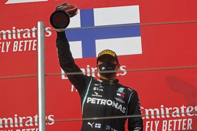 F1 GP Émilia Romagna 2020 : Vitoire Lewis Hamilton, le titre pour Mercedes M250975