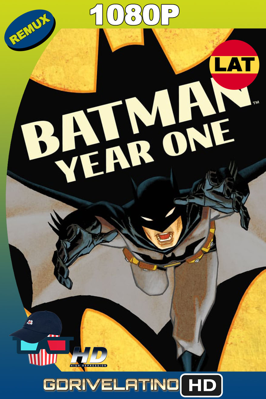 Batman: Año Uno (2011) BDRemux 1080p Latino-Inglés MKV