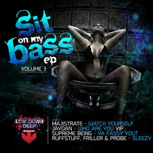 VA - Sit On My Bass EP Vol. 3 2014