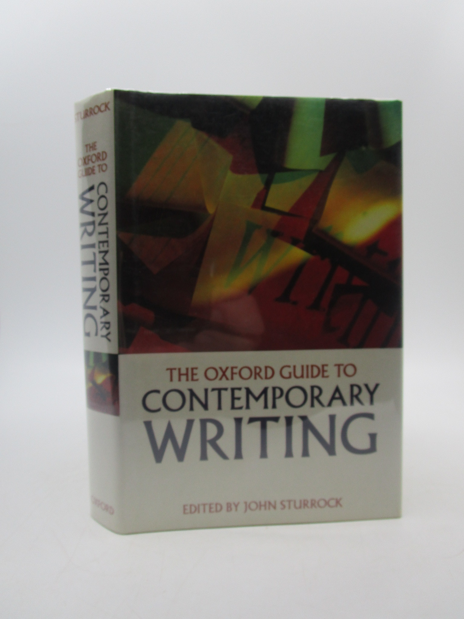 Image for The Oxford Guide to Contemporary Writing
