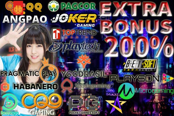 Agen Judi Slot Online Terbaik Indonesia QQangpao