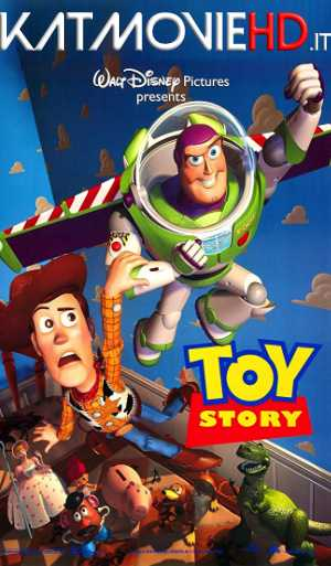 Toy Story (1995) Blu-ray 480p 720p Dual Audio (Hindi DD5.1 + English) [HD]